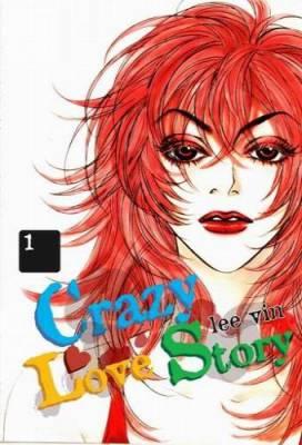 Visuel Crazy Love Story / Crazy Love Story (Manhwa)