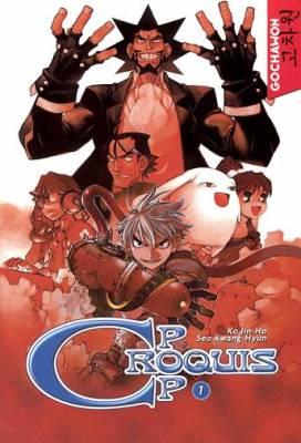 Visuel Croquis Pop / Croquis Pop (Manhwa)