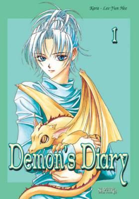 Visuel Demon's Diary / Mawangili (마왕일기) (Manhwa)