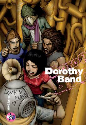 Visuel Dorothy Band / Dorothy Band (Manhwa)