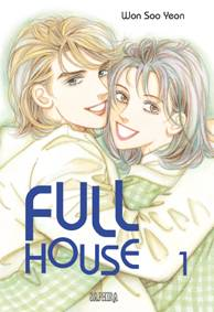 Visuel Full House / Full house (Manhwa)