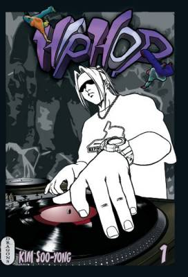 Visuel Hip Hop / Hip Hop (Manhwa)