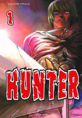 Visuel Hunter / Hunter (Manhwa)