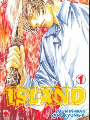 Visuel Island / Island (Manhwa)