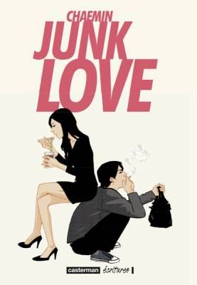 Visuel Junk Love / Nappeun eumsig - Bad Food (Manhwa)