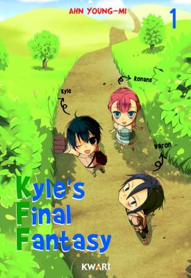Visuel Kyle's Final Fantasy / Kyle's Final Fantasy (Manhwa)