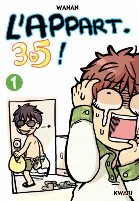 Visuel Appart. 305 ! (L') / Welcome to room 305 ! (Manhwa)