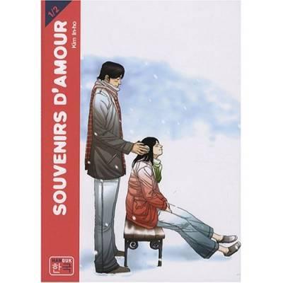 Visuel Souvenirs d'amour / Love and Memories (Manhwa)