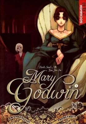 Visuel Mary Godwin / Mary Godwin (Manhwa)