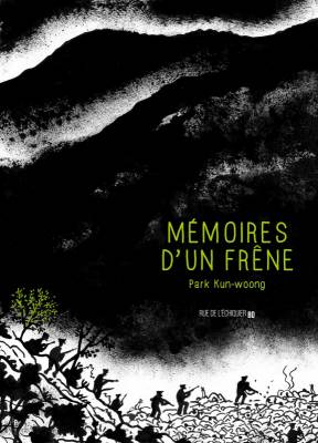 Visuel Mémoires d'un frêne / 어느 물푸레나무의 기억 (Manhwa)
