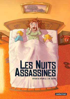 Visuel Nuits assassines (Les) /  (Manhwa)