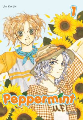 Visuel Peppermint [incomplet] / Peppermint (Manhwa)