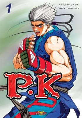 Visuel P.K / P.K (Manhwa)