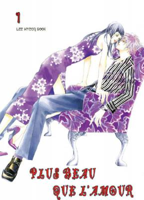 Visuel Plus beau que l'amour / Salangboda aleumdaun yuhog (Seduction more beautiful than love) (Manhwa)