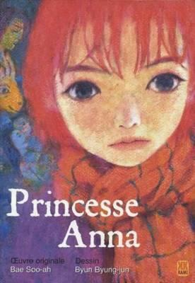 Visuel Princesse Anna / Princess Anna (Manhwa)