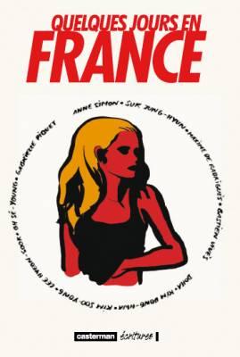 Visuel Quelques jours en France /  (Manhwa)