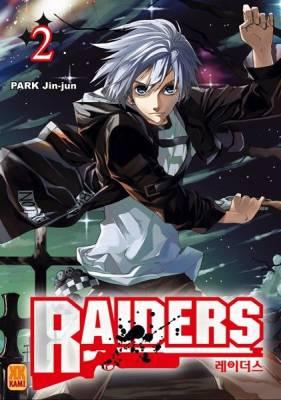 Visuel Raiders tome 2