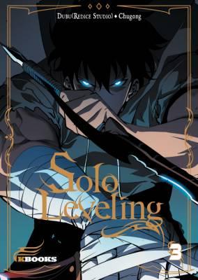 Visuel Solo Leveling tome 3