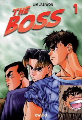 Visuel Boss (the) / The Boss (Manhwa)