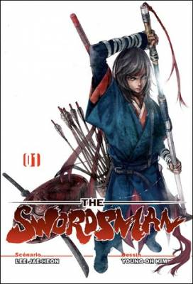 Visuel Swordsman (the) / The Swordsman (Manhwa)