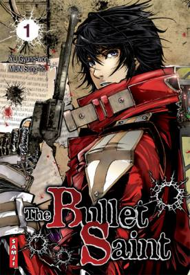 Visuel Bullet Saint (The) / The Bullet Saint (Manhwa)