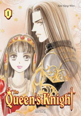 Visuel Queen's Knight (the) / Queen's Knight (the) (Manhwa)