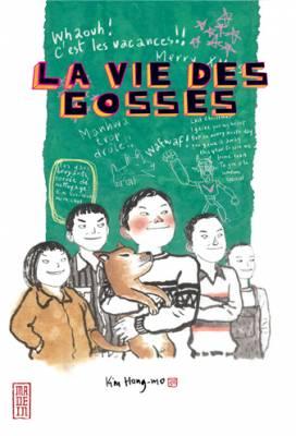 Visuel Vie des Gosses (La) / Boy's life (Manhwa)