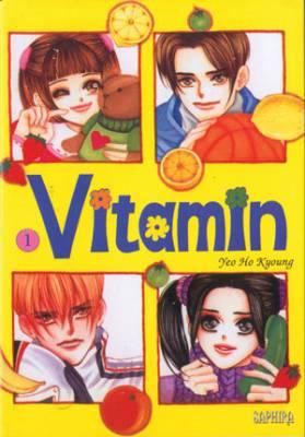 Visuel Vitamin / Vitamin (Manhwa)