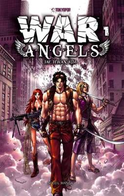 Visuel War Angels / War Angels (Manhwa)