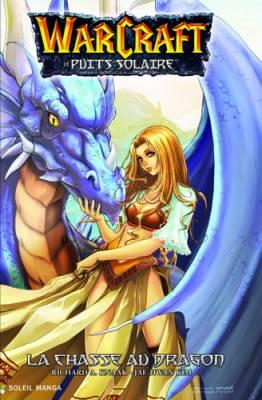 Visuel Warcraft - Le Puit Solaire / Warcraft Sunwell trilogy (Émules)