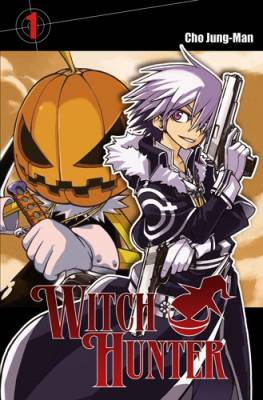 Visuel Witch Hunter / Witch Hunter (Manhwa)