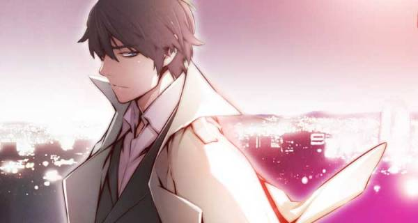 Visuel Young Gun / Young Gun (영건 - 2015, True colors of a gangster) (Manhwa)