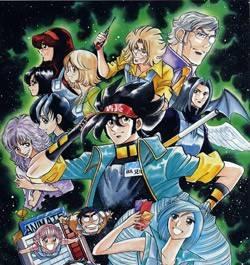Visuel Anime Tenchou / Anime Tenchou (アニメ店長) - Captain Animate want you!! (OAV)