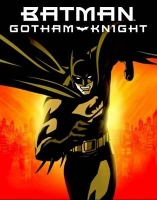 Visuel Batman Gotham Knight / Batman Gotham Knight (OAV)