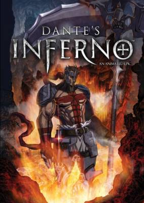 Visuel Dante's Inferno - An Animated Epic / Dante's Inferno - An Animated Epic / ダンテス・インフェルノ (OAV)