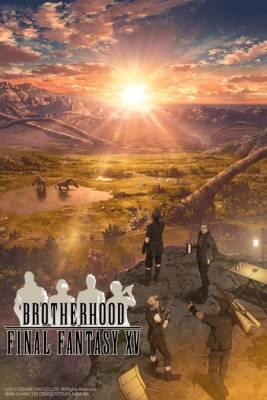 Visuel Brotherhood: Final Fantasy XV / Brotherhood: Final Fantasy XV (OAV)