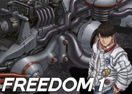 Visuel Freedom / Freedom (OAV)