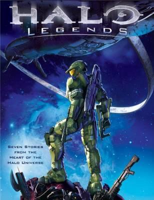 Visuel Halo Legends / Halo Legends (OAV)