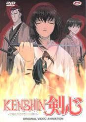 Visuel Kenshin le vagabond / Rurouni Kenshin (OAV)