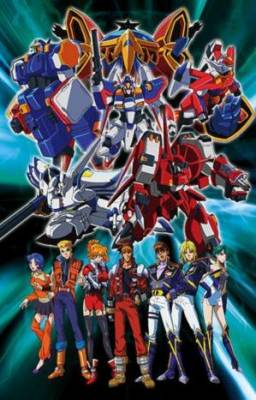 Visuel Super Robot Wars Original Generation / Super Robot Taisen Original Generation (OAV)