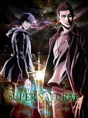 Visuel Supernatural / Supernatural The animation (OAV)