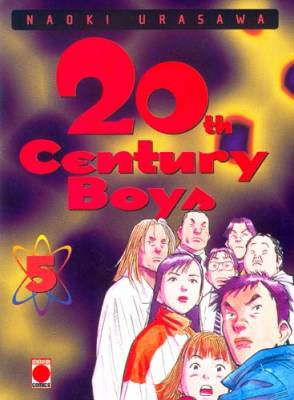 Visuel 20th Century Boys / Nijuuseiki Shounen 20 (Seinen)