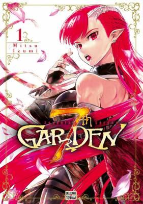 Visuel 7th Garden / 7th Garden (セブンスガーデン) (Shōnen)