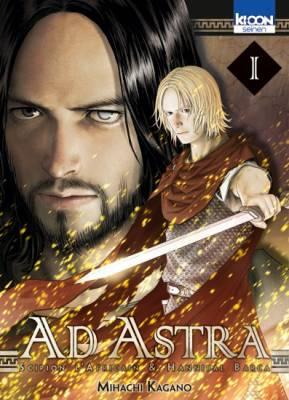 Visuel Ad Astra - Scipion l'Africain & Hannibal Barca / Ad Astra - Scipio to Hannibal (Seinen)