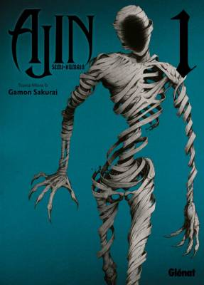 Visuel Ajin - Semi-humain tome 1