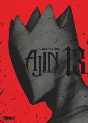 Visuel Ajin - Semi-humain tome 13