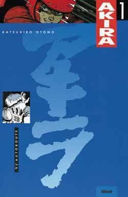 Visuel Akira / Akira (Seinen)
