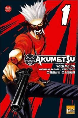 Visuel Akumetsu / Akumetsu (Seinen)
