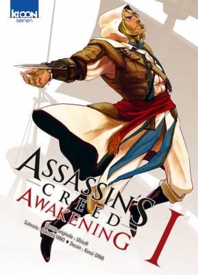 Visuel Assassin's Creed Awakening (Seinen)