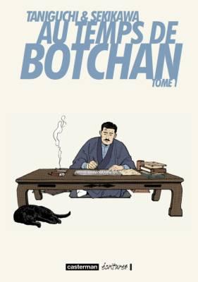 Visuel Au temps de Botchan / Botchan no jidai (Seinen)